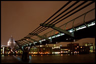 england - london in the night