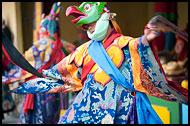 India - Cham Dance