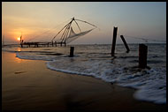 South India - Cochin - Chinese Nets