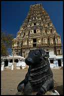 South India - Hampi and the ruins of Vijayanagara