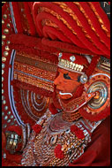 South India - Theyyam Ritual Dance