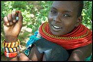 Kenya - Samburu portraits