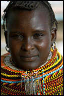 Kenya - Turkana Tribe